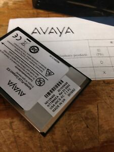 Avaya nortel Norstar Mics Xc 7 1 Software Card Nt7b66ea Free Freight New