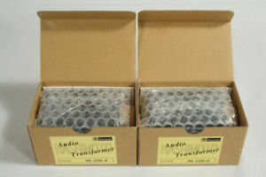 A Pair Of Hashimoto Line Input output Transformers Hl 20k 6 20k 150 600 Ohms