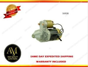Oem High Quality Starter For Nissan 240sx Axxess Stanza Fast Shipping