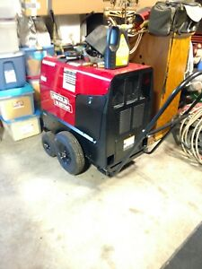 Lincoln Ranger 250 Gtx Generator Welder With Cart And Accessories