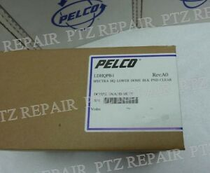 Pelco Ldhqpb 1 Clear Lower Dome For Spectra Iii iv Pendant new sealed Box