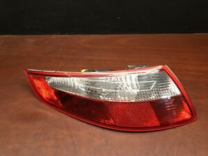 2007 Porsche 911 997 Carrera S Left Driver Tail Light Lamp Oem