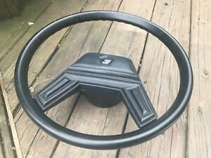 Vintage Dodge Steering Wheel Ramcharger Ram Truck Suv Great Condition All