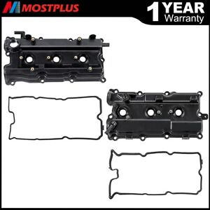 Engine Valve Cover Set For 02 07 I35 Altima Maxima Murano 3 5l 264 985 264 984