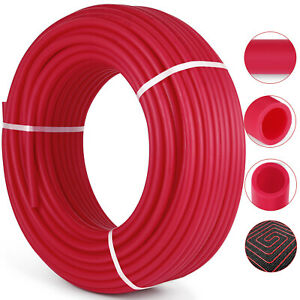 Pex Tubing 3 4 X 500ft Non barrier Pex Pipe Red Pex b Tube For Potable Water
