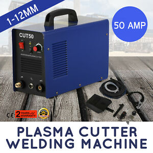 50 Amp Plasma Cutter 110 230 Dual Input Voltage Digital Inverter Cutting Machine