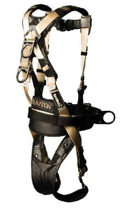 Safewaze 7552 xxl Elevation Safety Harness 46 52 Rated At 400 Lbs