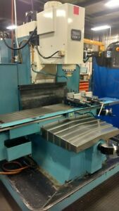 Used Prototrak Fhm7 Cnc Bed Mill Trak Smx Southwestern Industries Swi