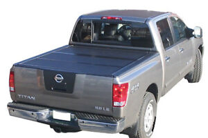 Bak Industries Bakflip Fibermax Truck Tonneau Cover For 16 18 Titan Xd 6ft 6in