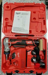 Milwaukee M12 Propex 12 V Expansion Tool Kit 243222xc In Case A x