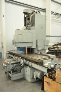 Cincinnati Model 830 25 Vercipower High Column Vertical Milling Machine