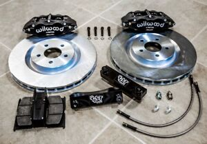 Wilwood 14 Front Big Brake Conversion Kit For Sn 95 Mustang 94 Thru 04