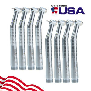 Nsk Style 8x Dental Pana Max Air High Speed Handpiece Turbine 2holes Push Button
