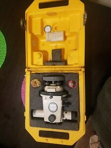 david White Instruments Survey Level Transit In Original Case