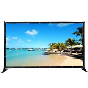 Heavy duty Business Repeat Backdrop Telescopic Banner 10 Stand Adjustable Us Aq