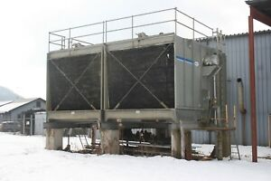 Marley 1200 Ton Cooling Tower Nc632