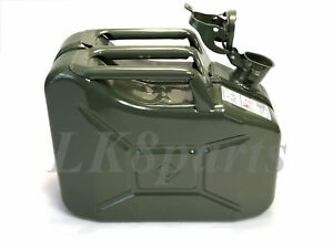 Wavian Military Spec Jerry Can 10l 2 5gal New