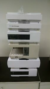 Agilent 1200 Series System Tested Working g1311 G1313 G1314 G1316 G1322