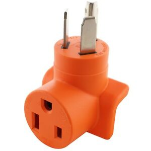 30 Amp Nema 10 30p To Nema 6 50r Welder Plug Adapter By Ac Works