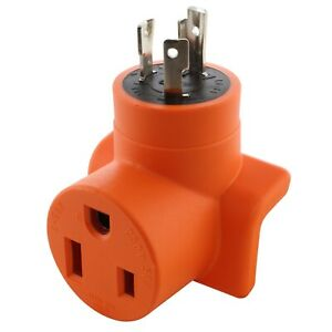 30 Amp Nema L6 30p To 50 Amp Nema 6 50r Welder Plug Adapter By Ac Works
