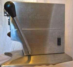 Edlund 270 Heavy Duty Commercial Nsf Electric 2 Speed Can Opener Fast Shipping