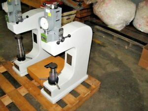 New Age Industries Me 2 Rockwell Hardness Tester