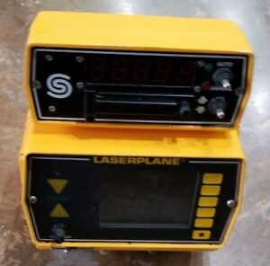 Spectra Physics Laserplane Geostar Spectra Precision Trimble Machine Control Box