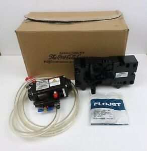Flojet T5000810a Co2 Operated Bag in box Pump Kit 4 0 Oz Flow 80 Psi Max