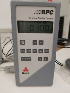 Biotest Airborne Particle Counter 942005