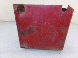 Farmall H Tractor Battery Box