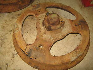 Farmall A Tractor Front Wheel Hub