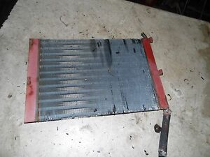 Farmall 656 Diesel Tractor Oil Cooler