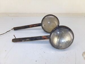 Allis Chalmers Wd Tractor Lights