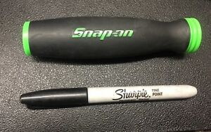 Snap On Tools Green Soft Grip 1 2 Ratchet Replacement Handle Brand New