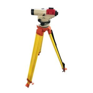 Top grade 32x Automatic Auto Level With Tripod And Caliper Used For Surveying
