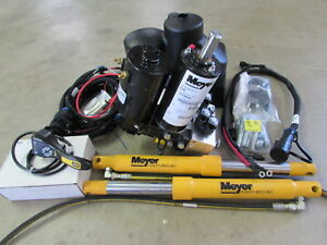 Meyer Snow Plow E58 H Pump Kit 1 5 X 10 Cylinders Pistol Grip Wiring Kit 15988
