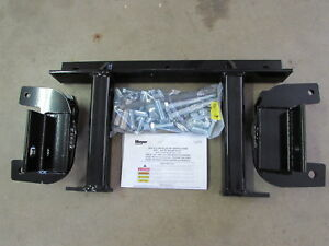 Meyer Snow Plow Md2 Ez Plus Mount Kit 17139 1999 2010 Chevy Gmc 2500 3500 4x4