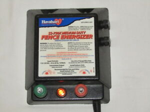 Havahart Ss 750x Ac Powered Medium Duty Fence Energizer Charger 5 Acre Used