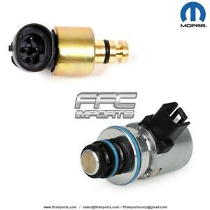A500 40rh 42re 42rh 44re Mopar Governor Pressure Solenoid Sensor Set 96 99 Dodge