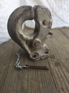 Pintle Hook Ms 51335 2 Used