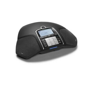 Konftel 840101078 Black 300wx Analog Conference Phone W out Base Station