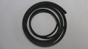 New 1957 Chevy Belair Windshield Washer Hose Kit With Push Button Wipers