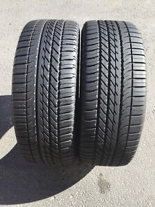 20 Goodyear Eagle F1 At 255 55 R20 Tires 255 55 R 20 Suv 4x4