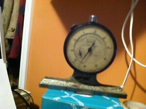 Tubular Micrometer Company Depth Gage With A Set Of 3 Pins 2 Of Them Are Specia