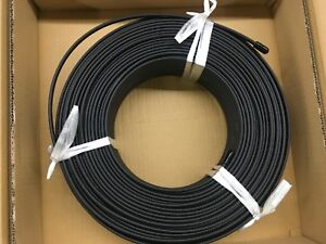 Drexan Self regulating Heat Cable Hot Tape De ice Roof Gutter Pipe Trace Melt