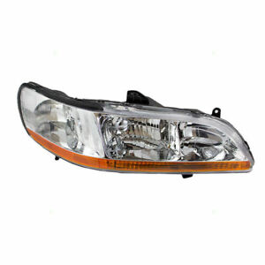Fit For 1998 1999 2000 Honda Accord Headlight Right Passenger Side 33101 s84 a01