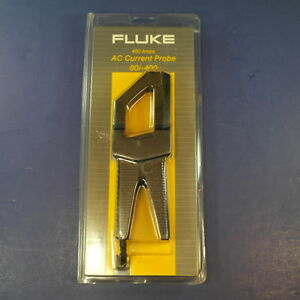 New Fluke 80i 400 Ac Current Probe Original Packaging