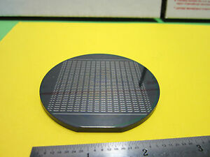 Thick Silicon Carbide Wafer With Semiconductor Devices On It Bin 27 20