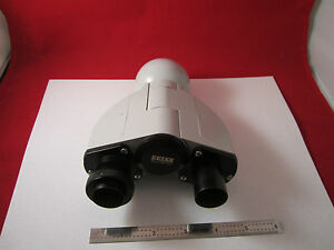 Microscope Part Zeiss Germany Head Eyepiece Holder Bin 1c