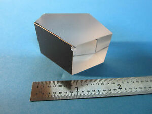 Optical Penta Prism Small Size some Chips Laser Optics Bin 23 07